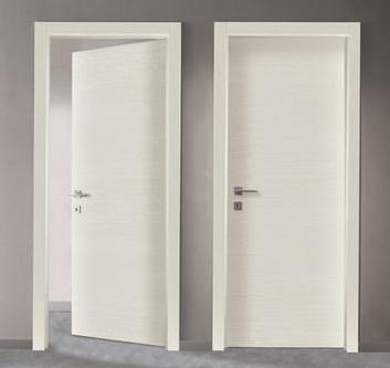 Carpinteria puertas armarios y muebles de cocina en totana - Puertas blancas con rayas ...