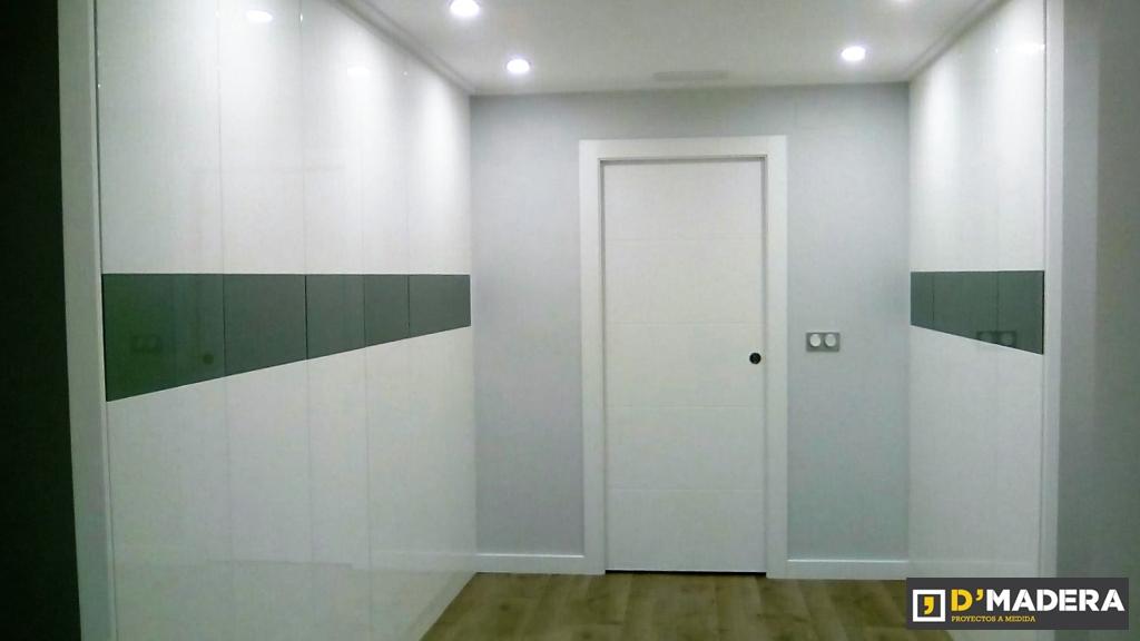 Armarios lacados en blanco armario blanco moderno kolmar with armarios lacados en blanco - Armarios lacados en blanco ...