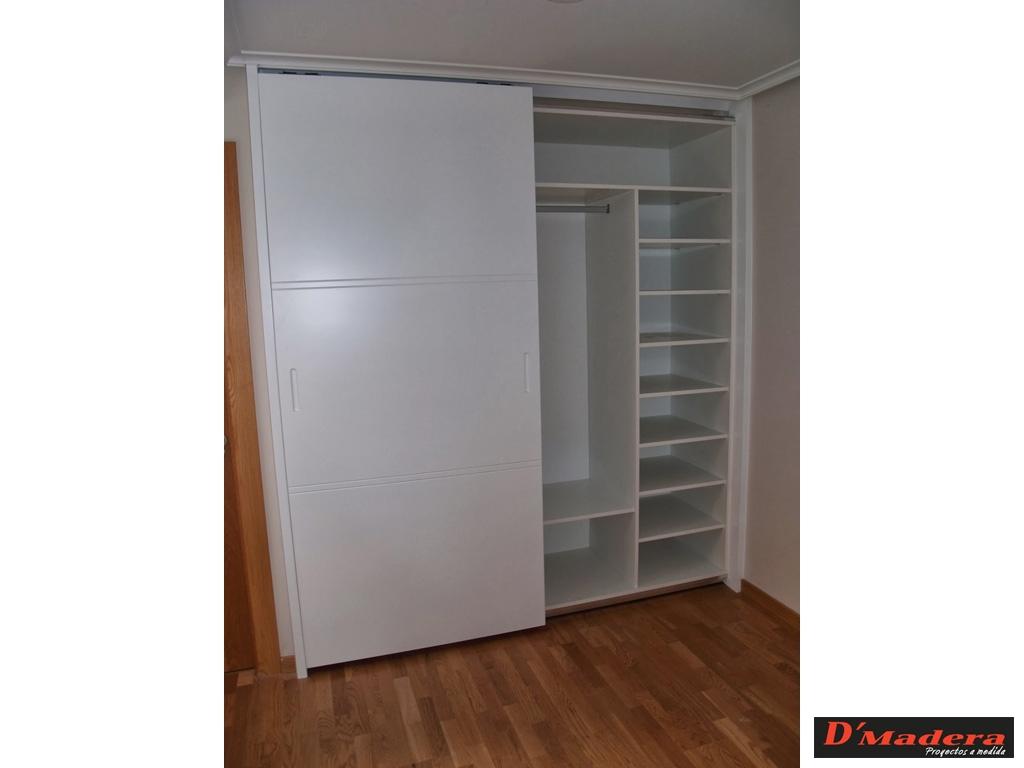 Armario lacado puertas colgantes - photo#40