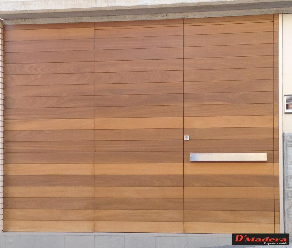 Puertas de entrada en madera puerta eje pivotante puerta for Puertas entrada madera maciza precios